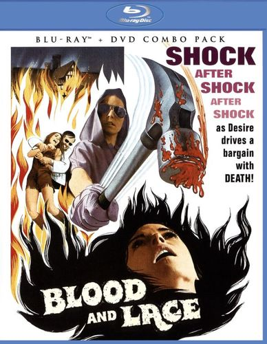 Blood and Lace [Blu-ray/DVD] [2 Discs] [1971] 29288248