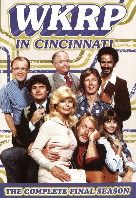 WKPR in Cincinnati: The Final Season [3 Discs] [DVD] 29290264