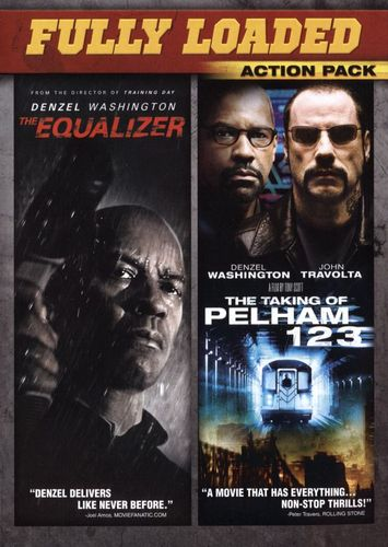 The Equalizer/The Taking of Pelham 1 2 3 [2 Discs] [DVD] 29291149