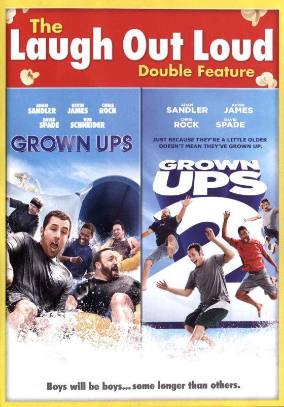 Grown Ups/Grown Ups 2 [DVD] 29291185