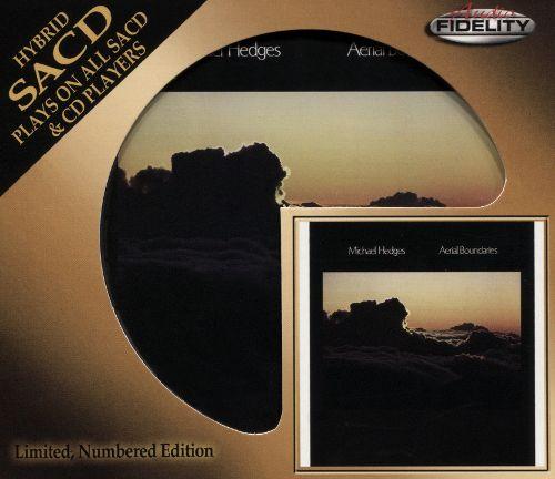Aerial Boundaries [Super Audio Hybrid CD] 29315149