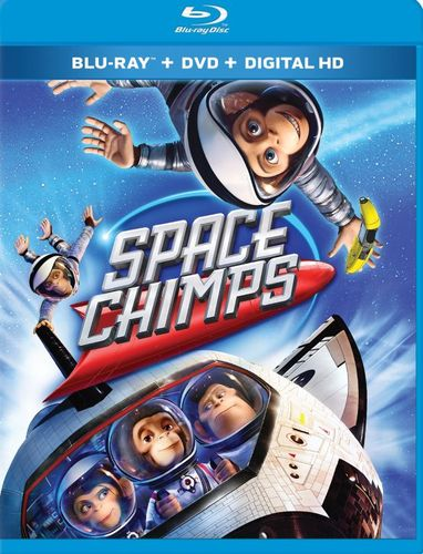 Space Chimps [Blu-ray/DVD] [2 Discs] [2008] 29336359