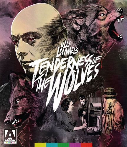 The Tenderness of the Wolves [Blu-ray/DVD] [2 Discs] [1973] 29385405