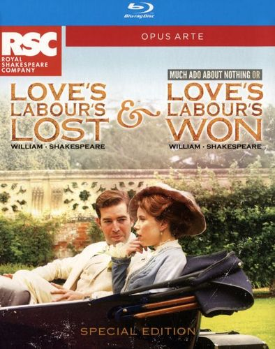 Love's Labour's Lost & Won [Blu-Ray Disc] 29385441