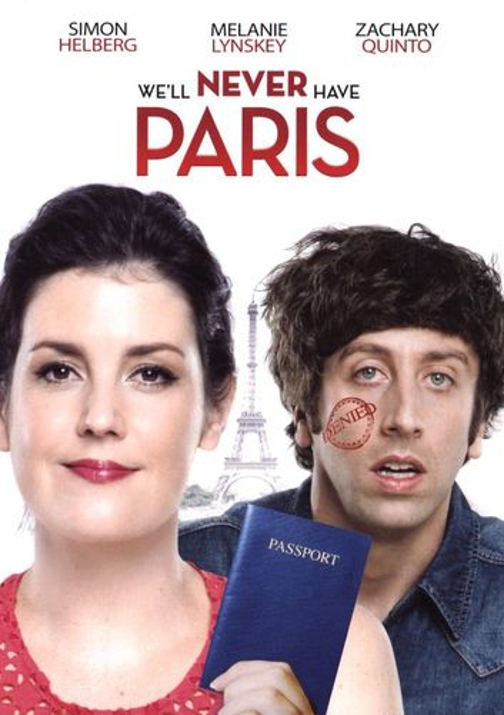 We'll Never Have Paris [DVD] [2014] 29401347