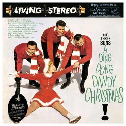 A Ding Dong Dandy Christmas [CD] 29402577