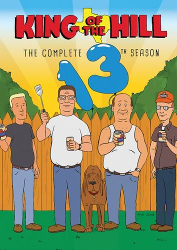King of the Hill: Season 13 [3 Discs] [DVD] 29403199