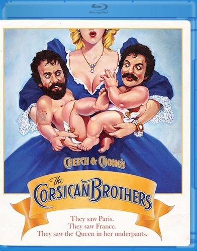 Cheech and Chong's The Corsican Brothers [Blu-ray] [1984] 29403277