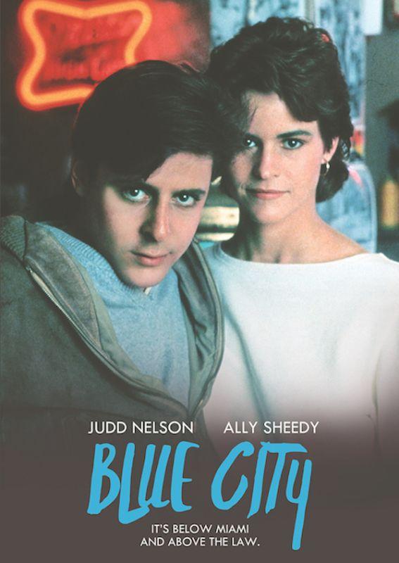 Blue City [Blu-ray] [1986] 29403441