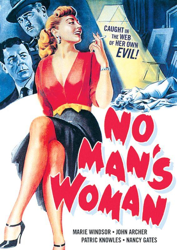 No Man's Woman [DVD] [1955] 29403487