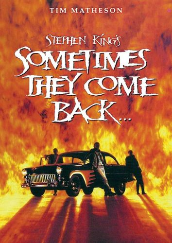 Stephen King's Sometimes They Come Back [Blu-ray] [1991] 29403567