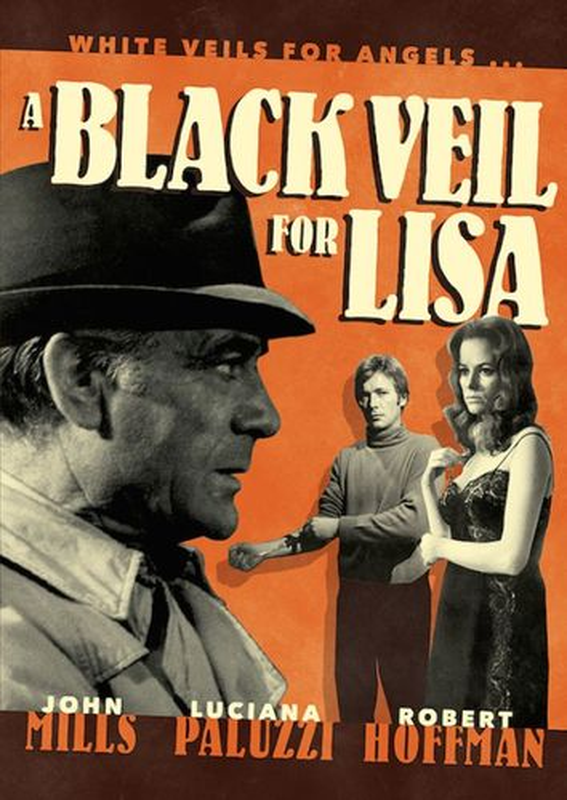 A Black Veil for Lisa [Blu-ray] [1968] 29403649