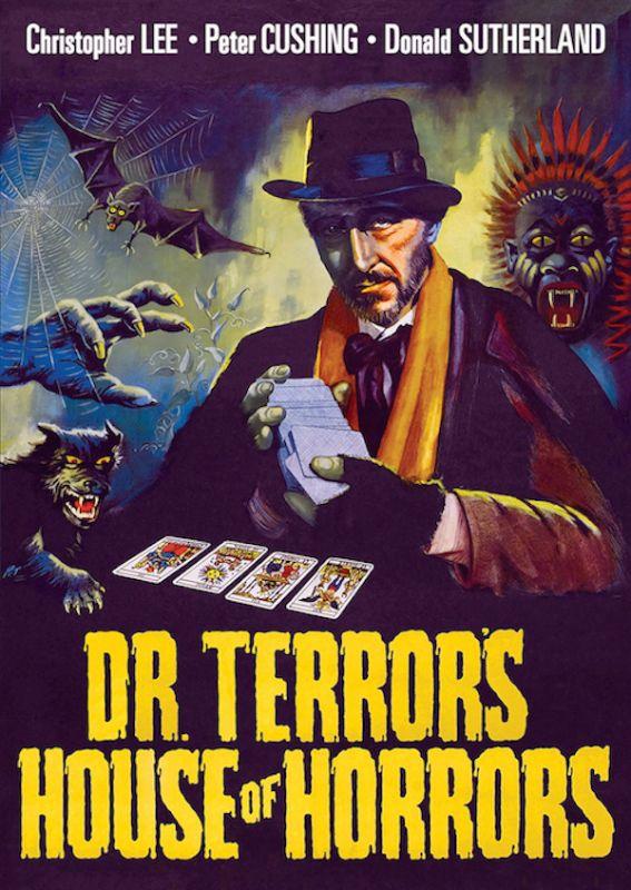 Dr. Terror's House of Horrors [DVD] [1965] 29403658