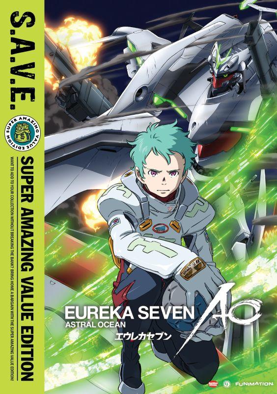 Eureka Seven AO: S.A.V.E. [2 Discs] [DVD] 29407219