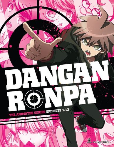 Danganronpa: The Complete Series [Limited Edition] [Blu-ray/DVD] [4 Discs] 29407341