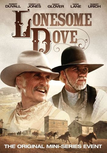 Lonesome Dove [2 Discs] [DVD] [1989] 29418269