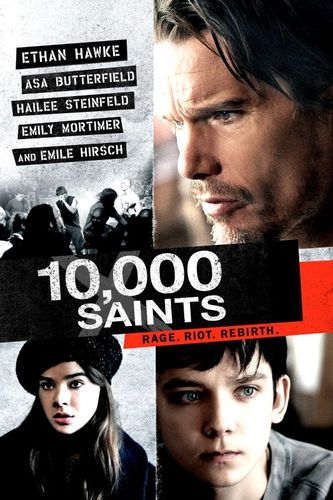 10,000 Saints [DVD] [2015] 29418622