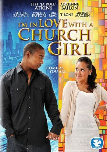 I'm in Love with a Church Girl [DVD] [2013] 2943003