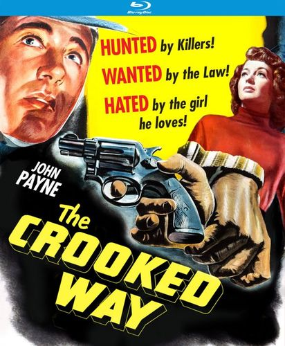 The Crooked Way [Blu-ray] [1949] 29432883