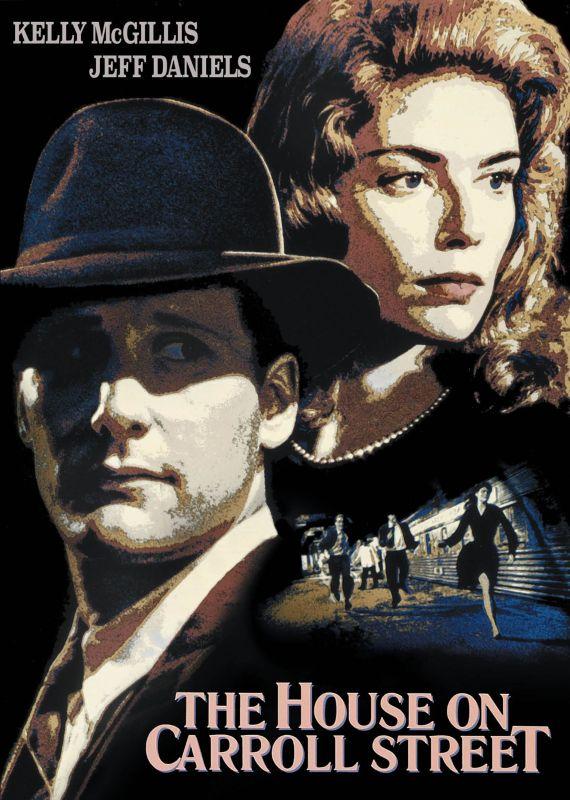 The House on Carroll Street [DVD] [1988] 29433027