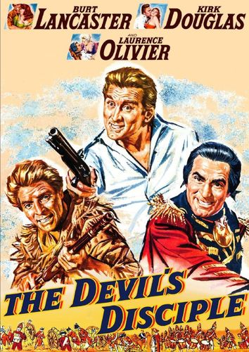 The Devil's Disciple [DVD] [1959] 29433045