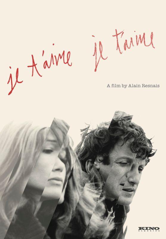 Je t'aime, Je t'aime [DVD] [1967] 29433201