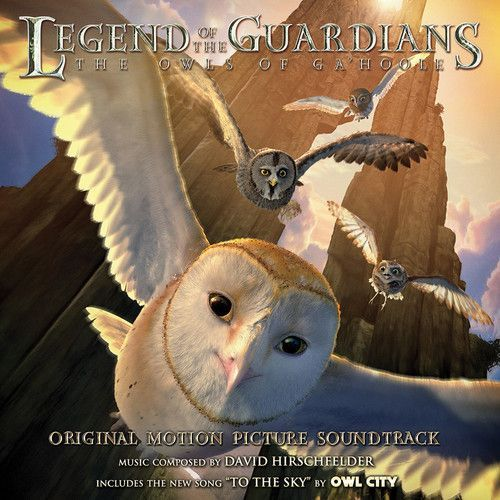 Legend of the Guardians: The Owls of Ga'hoole [Original Motion Picture Soundtrack] [CD] 29433324