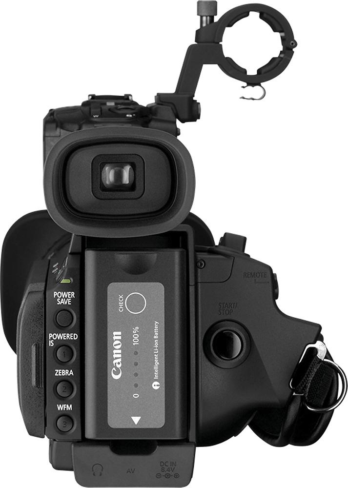Canon 4888B001 XF100 Professional HD Camcorder Black
