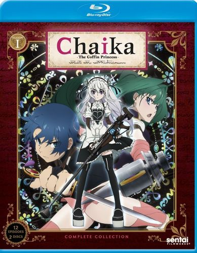 Chaika: The Coffin Princess - Season 1 [Blu-ray] [2 Discs] 29448421