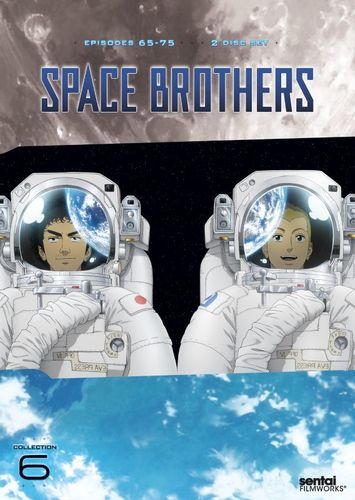 Space Brothers: Collection 6 [2 Discs] [DVD] 29448538