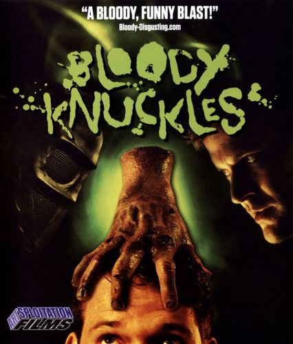 Bloody Knucles [Blu-ray] [2014] 29449201