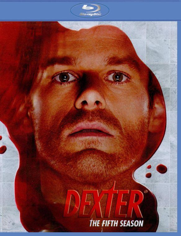 Dexter: The Fifth Season [3 Discs] [Blu-ray] 2945043