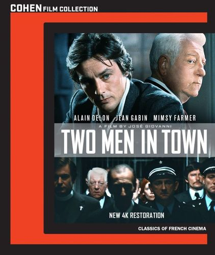 Two Men in Town [Blu-ray] [1973] 29458219