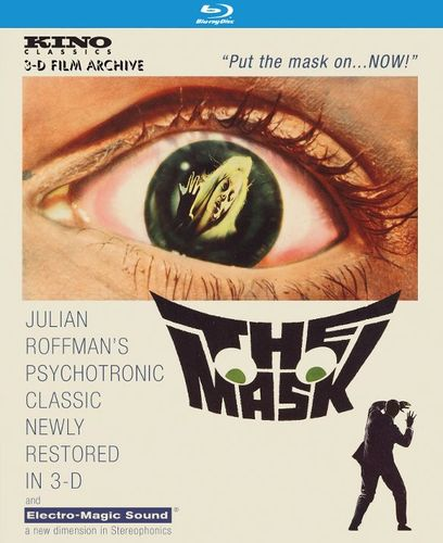 The Mask [3D] [Blu-ray] [Blu-ray/Blu-ray 3D] [1961] 29458456