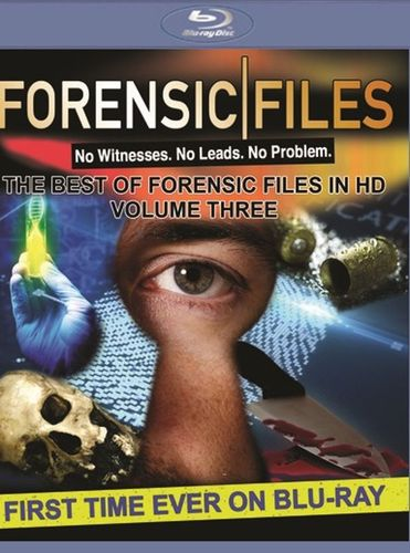 Forensic Files: The Best of Forensic Files in HD - Volume Three [Blu-ray] 29483163