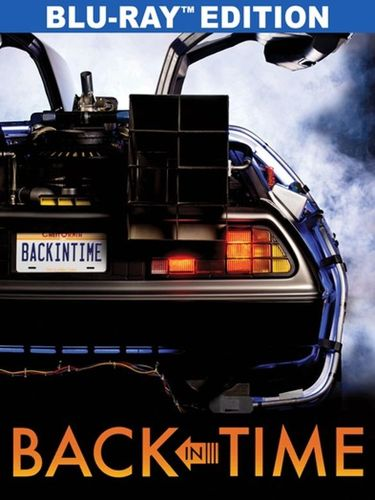 Back in Time [Blu-ray] [2015] 29483433