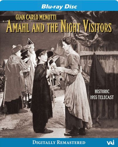 Amahl and the Night Visitors [Blu-ray] [1955] 29505466