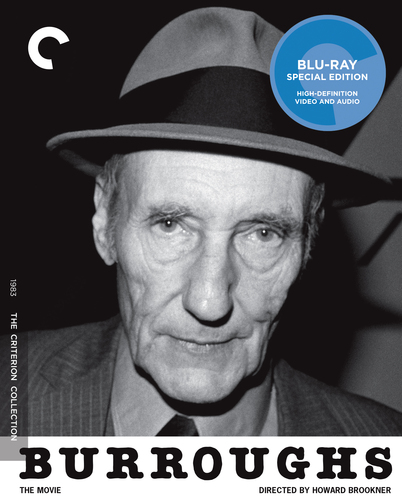 Burroughs [Criterion Collection] [Blu-ray] [1983] 29518286