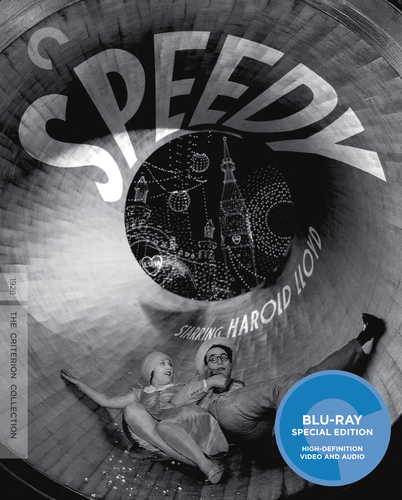 Speedy [Criterion Collection] [Blu-ray] [1928] 29518336