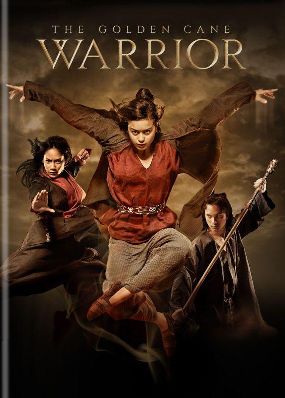The Golden Cane Warrior [DVD] [2014] 29518858