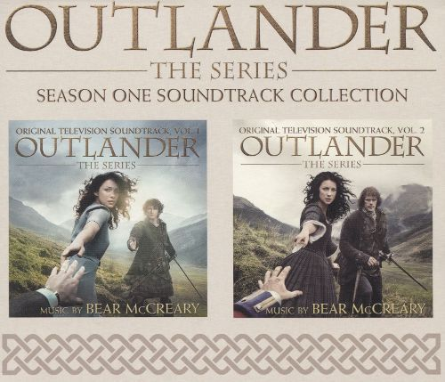 Outlander, The Series: Season One Soundtrack Collection [CD] 29530056