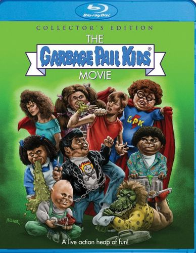 The Garbage Pail Kids Movie [Blu-ray] [1987] 29546221