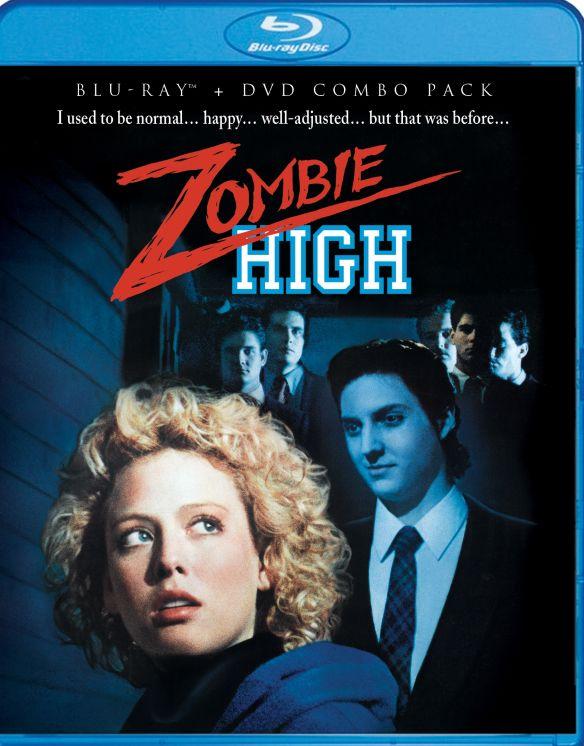Zombie High [Blu-ray] [2 Discs] [1987] 29546285