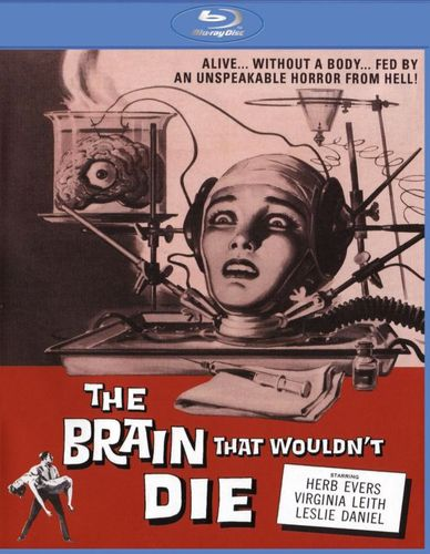 The Brain That Wouldn't Die [Blu-ray] [1959] 29546294