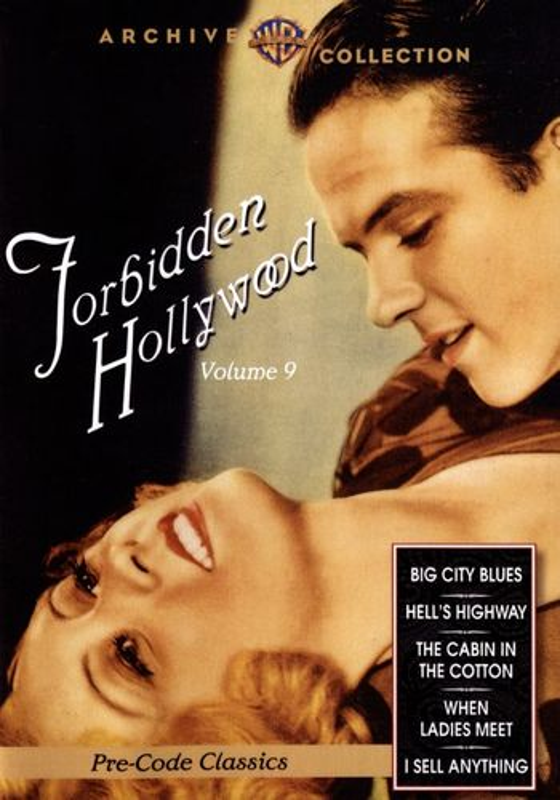 Forbidden Hollywood: Volume 9 - Pre-Code Classics [4 Discs] [DVD] 29549465