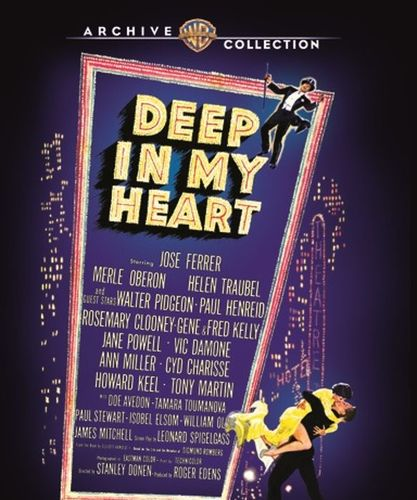 Deep in My Heart [Blu-ray] [1954] 29549563