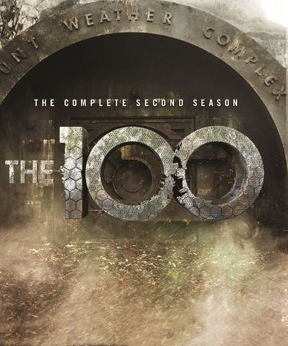 The 100: The Complete Second Season [Blu-ray] [4 Discs] 29549581