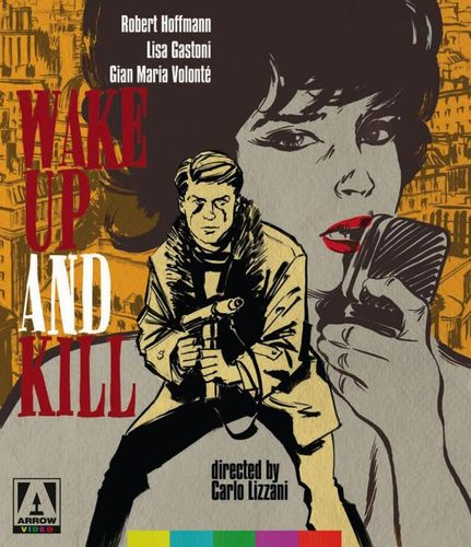 Wake Up and Kill [Blu-ray/DVD] [2 Discs] [1966] 29565892