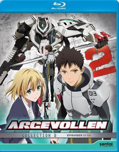 Argevollen: Collection 2 [Blu-ray] 29566123