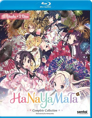 Hanayamata: Complete Collection [Blu-ray] [2 Discs] 29566773